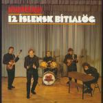 12 íslensk bítlalög - Bítlavinafélagið - Front